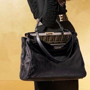 2efda074bd0a Women s Fendi Peekaboo Bag on Poshmark